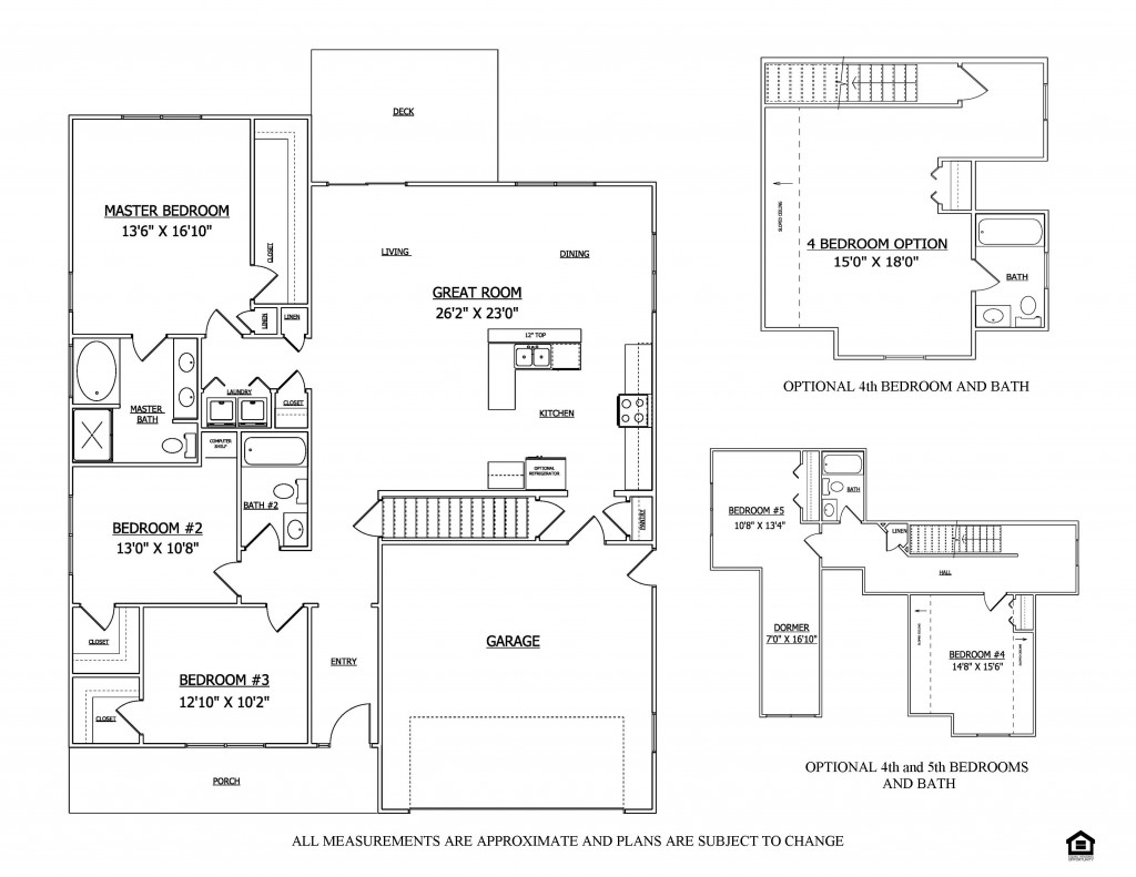Floor plan the ashley old country farm lenape builders for Share builders plan